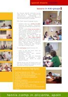 Tennis Camps in Spain - Page 7