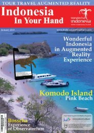 Indonesia in Your Hand - January 2013