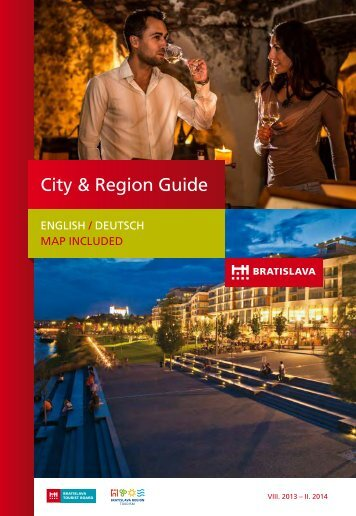 Bratislava City and Region Guide 2013