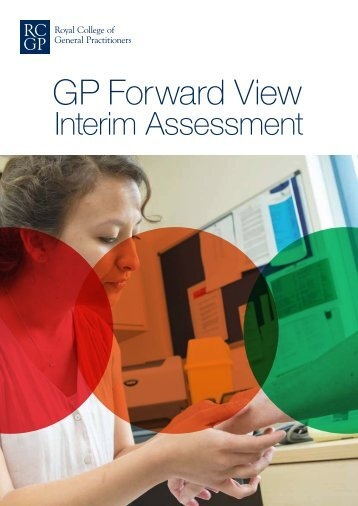 GP Forward View