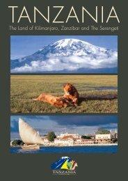 The Land of Kilimanjaro, Zanzibar and The Serengeti