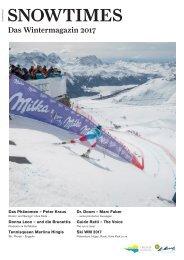 Snowtimes 2017 St. Moritz