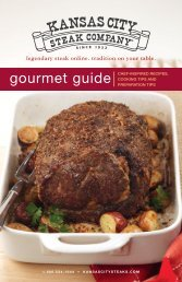 Kansas City Gourmet Guide