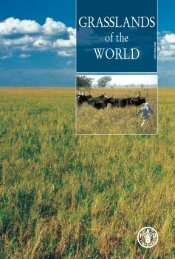 Grasslands of the World.pdf - Disasters and Conflicts - UNEP