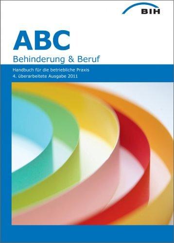 Fachlexikon Behinderung und Beruf 2011, Integrationsamt