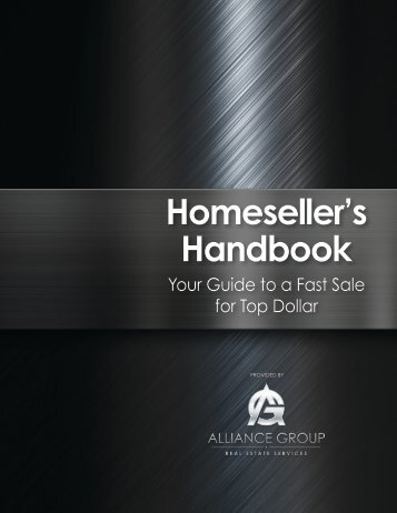 Glen & Shannon's Home Seller's Handbook