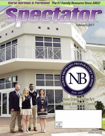 Spectator Magazine February 2017