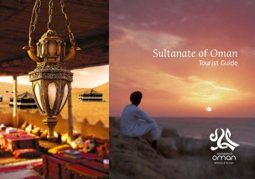 Sultanate of Oman Tourist Guide
