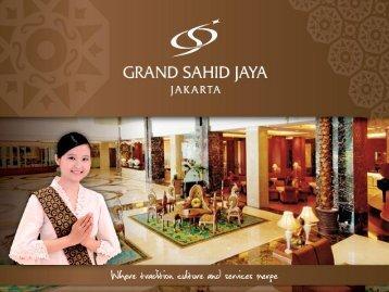 Grand Sahid Jaya Profile