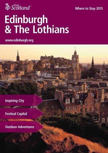 Edinburgh & The Lothians