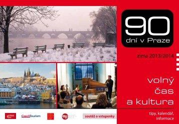 90 dní v Praze: zima 2013/14