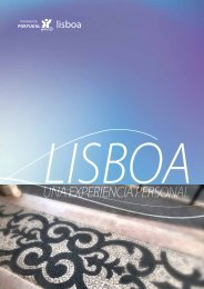 Lisbon, - a Personal Experience