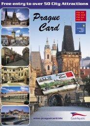 Prague Card Poster