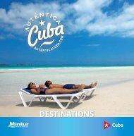 Autentica Cuba Destinations