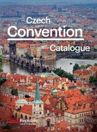 Czech Convention Catalogue 2013