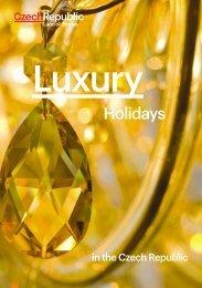 Luxury Holidays in the Czech Republic