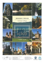 Broumov Region - Landscape of Magic