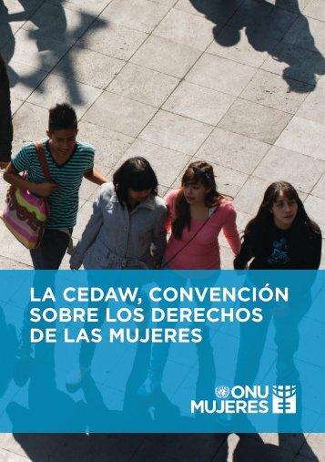la cedaw convención sobre los derechos de las mujeres