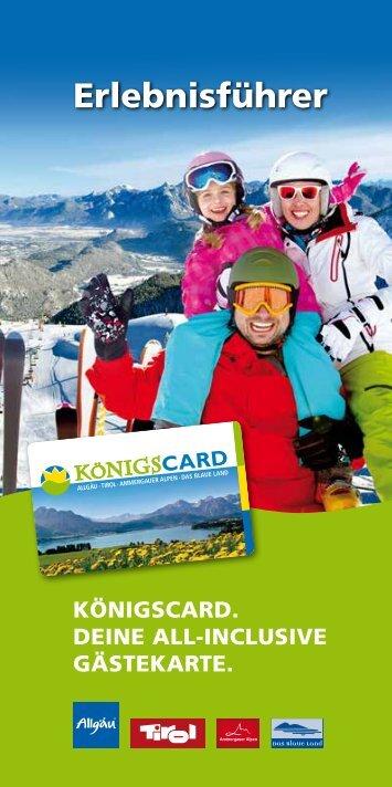 Königs Card Erlebnisführer