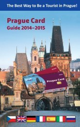 Prague Card Guide 2014-2015