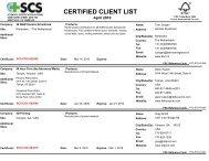 CERTIFICATES_SCS (SCS-FM-02) - FSC Watch