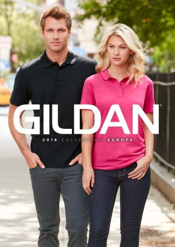 Gildan Clothing 2018