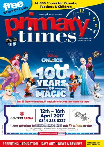 Primary Times Staffordshire Feb 17
