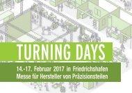 Info - Turning Days 2017