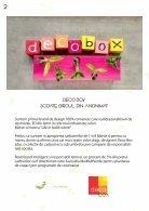 catalog Deco Box Martie 2017 - Page 2
