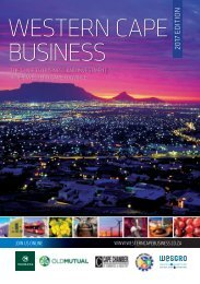 Western Cape Business 2017 edition
