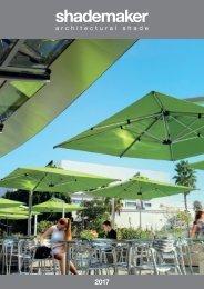 Shademaker Ampelschirme und Sonnenschirm Katalog