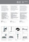 Shademaker Ampelschirme und Sonnenschirm Katalog - Seite 5