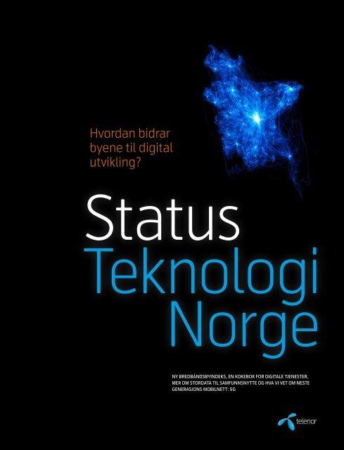 Status Teknologi Norge