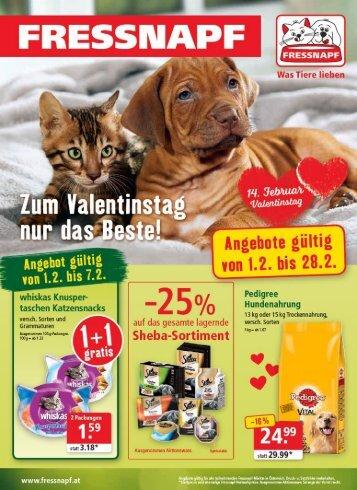 Fressnapf-Angebote Februar