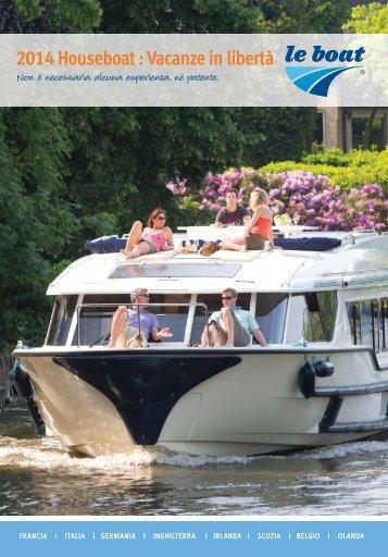 2014 European Boating Holidays