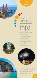 Opatija Riviera Info 2014