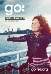 Göteborg City Guide 2014/2015