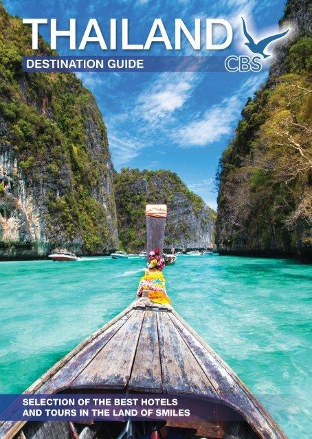 Thailand Destination Guide Cbs Travel Asia
