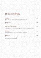 Dusit Abu Dhabi-Benjarong-Drinks Menu - Page 3