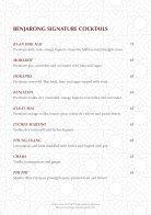 Dusit Abu Dhabi-Benjarong-Drinks Menu - Page 4