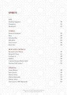 Dusit Abu Dhabi-Benjarong-Drinks Menu - Page 5