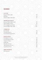 Dusit Abu Dhabi-Benjarong-Drinks Menu - Page 6