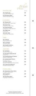 Dusit Abu Dhabi-Dusit Cellar-Wine Menu - Page 6