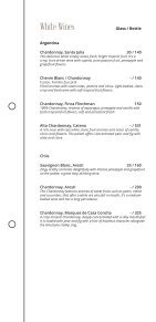 Southern Sun Abu Dhabi-Balcon-Wine Menu - Page 5