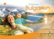 Discover Bulgaria
