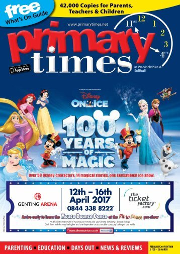 Primary Times Warwickshire Feb 17