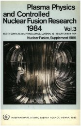 Plasma Physics and Controlled Nuclear Fusion Research 1984 Vol.3