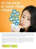 ON THE VERGE OF SOCIAL MEDIA FATIGUE? - Page 4