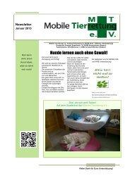 alle Newsletter 2015