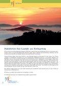 Na(h)türlich Bad Laasphe Imagebroschüre - Seite 2